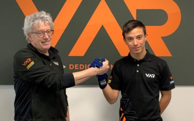 OFFICIAL ANNOUNCEMENT: FRANCESCO WILL PARTICIPATE TO FORMULA REGIONAL CHAMPIONSHIP 2021 WITH VAN AMERSFOORT TEAM