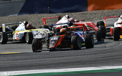 Unlucky weekend for Francesco Pizzi at Red Bull Ring