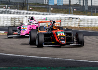 ADAC Formel 4, Thursday 25.09.2020, Race 1,