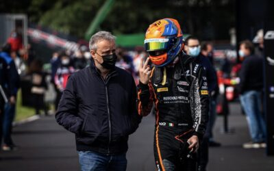 DIFFICULT DEBUT IN IMOLA FOR FRANCESCO. APPOINTMENT IN BARCELONA ON MAY 9th.